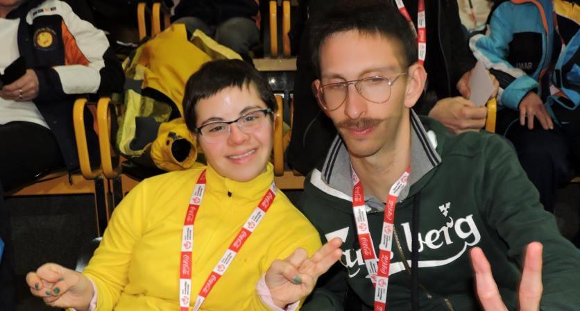 Allegra Brigata e Special Olympics Italia... un mondo di soddisfazioni!