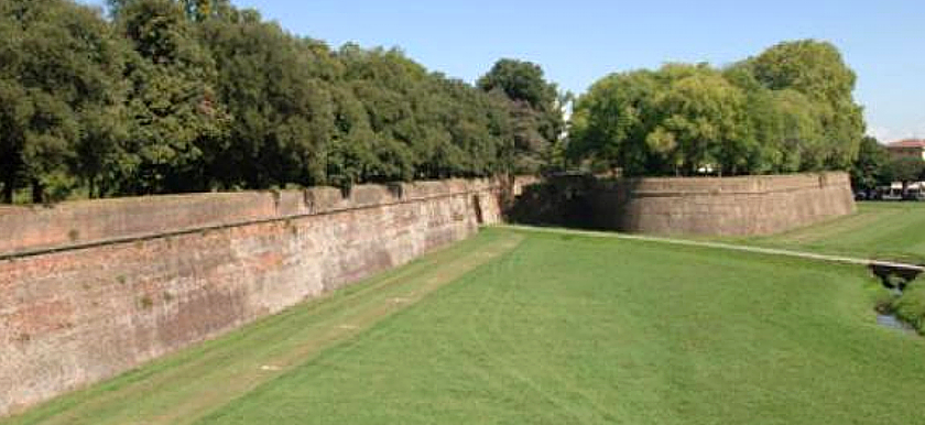 Musica di fine estate, sotto le Mura di Lucca