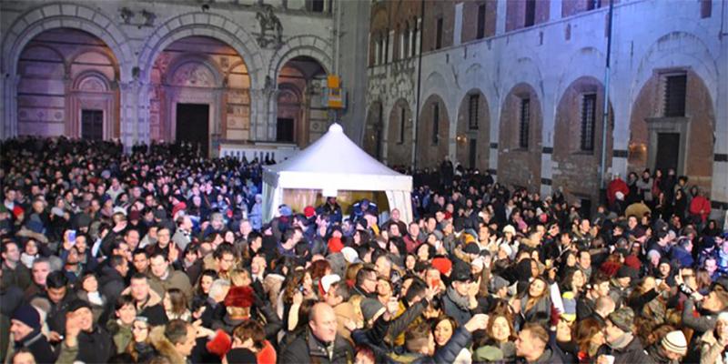 Arriva il 2018: tutti in piazza per la 20 edizione della festa di Capodanno