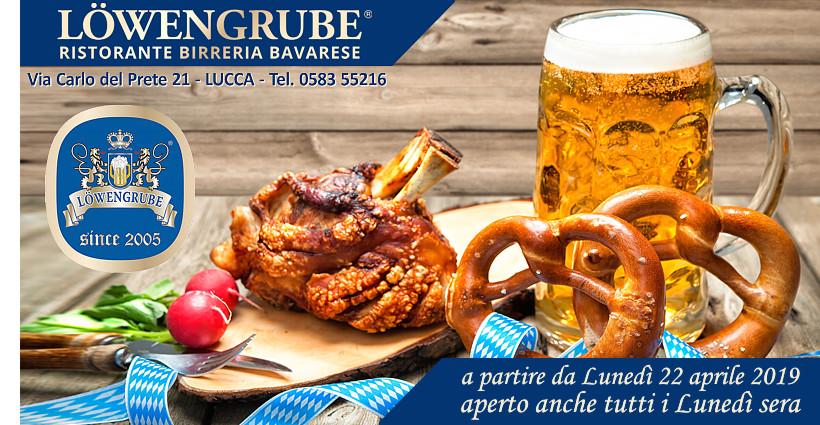 Un angolo di Baviera a Lucca