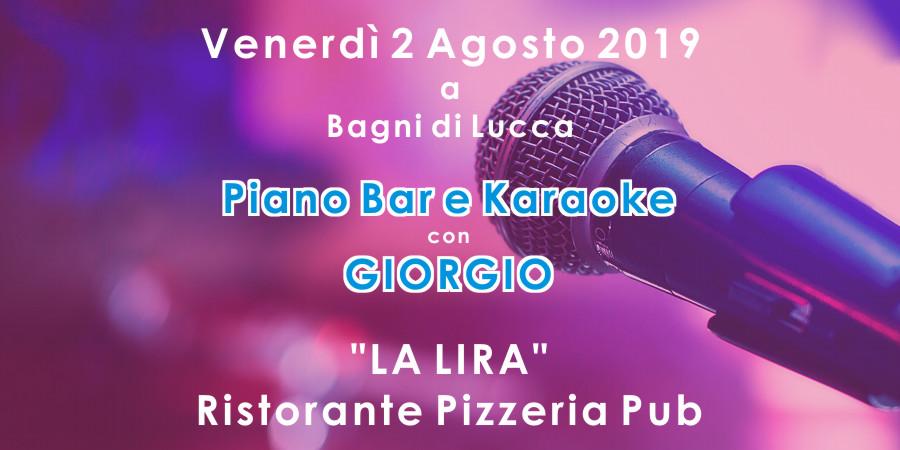 Serata Karaoke al Ristorante Pizzeria e Pub