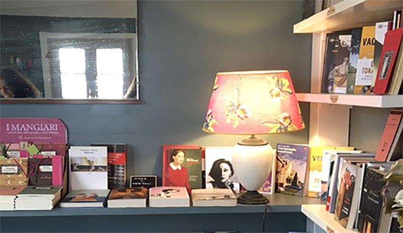 Ha compiuto un anno la libreria di Lucignana<br>restaurata grazie ai lettori dopo un incendio
