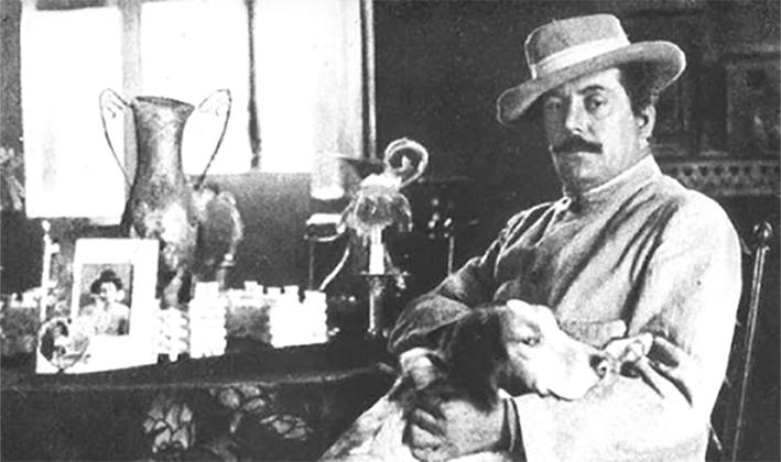 Sei video-racconti per illustrare<br>le passioni del maestro Puccini