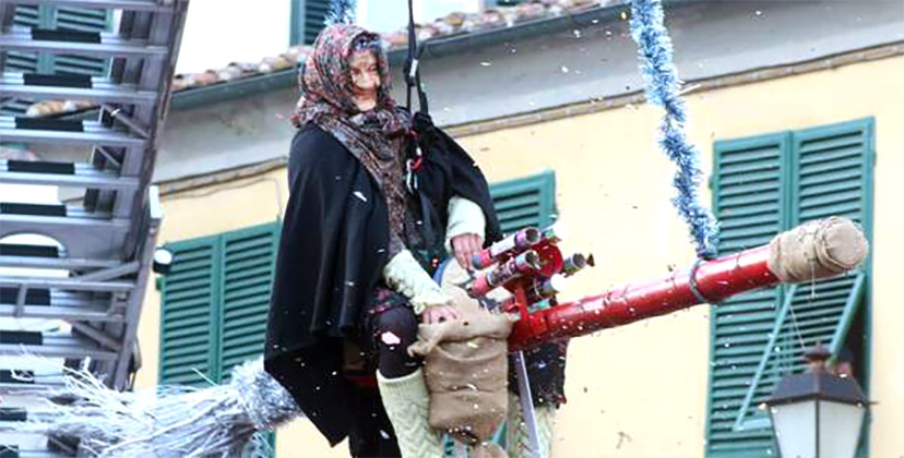 Befana: calze e regali per i bambini più poveri<br>da parte del Comitato di Piazza San Francesco