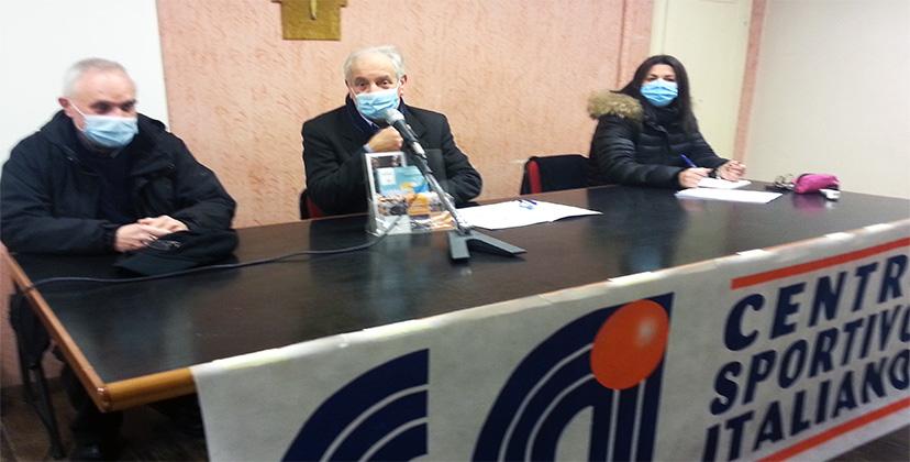 Il CSI (Centro Sportivo Italiano) ha eletto<br>il nuovo Presidente e i nuovi Consiglieri