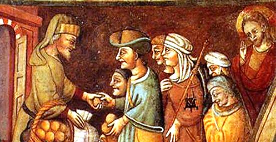Storie d'archivio<br>Nicolo di Chiaro Del Bene e le sue attività (sec. XIV)